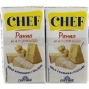 PANNA CHEF 4 FORMAGGI 2X125ML